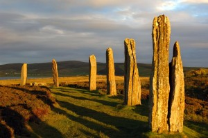 Dancing Giants of Brogar, Orkney